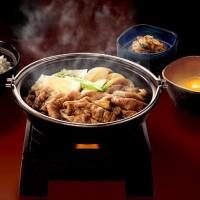 牛すき鍋膳2014