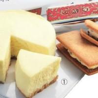 六花亭チーズケーキ