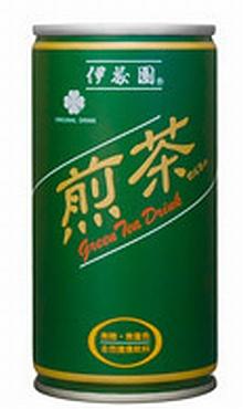 伊藤園缶入り煎茶L