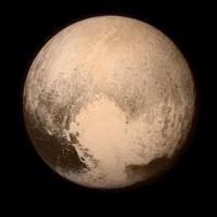 冥王星ハート