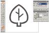 0からはじめるイラストレーター、線を描こう(1)
