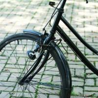 自転車ブロック