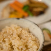 ビタクラフトで炊く玄米は次元の違うおいしさ